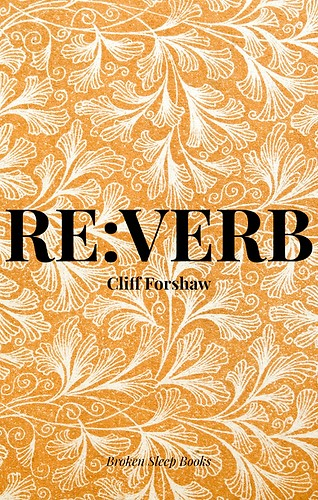 Pilgrim Tongues book cover author Cliff Forshaw